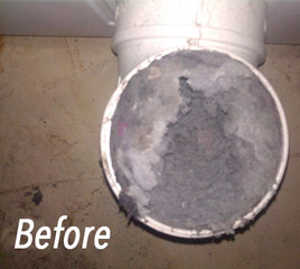 Chimney Sweep Dryer Vent Cleaning Remove Oil Driveway