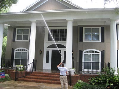 Pressure Washing Houses, Exterior House Cleaning, Wood Deck, Fence ...
